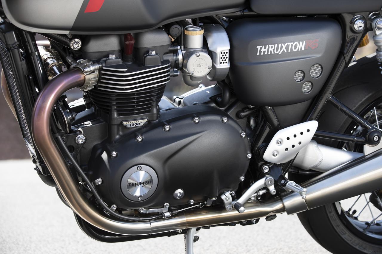画像2: 各部に豪華装備を採用し、エンジンの最高出力も向上