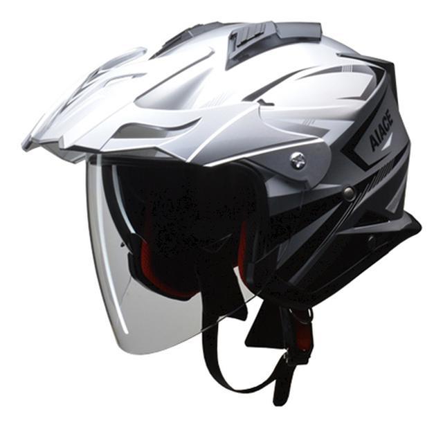 画像: 1つ持っておくと重宝しそうなアドベンチャー向け、ジェットヘルメット - webオートバイ