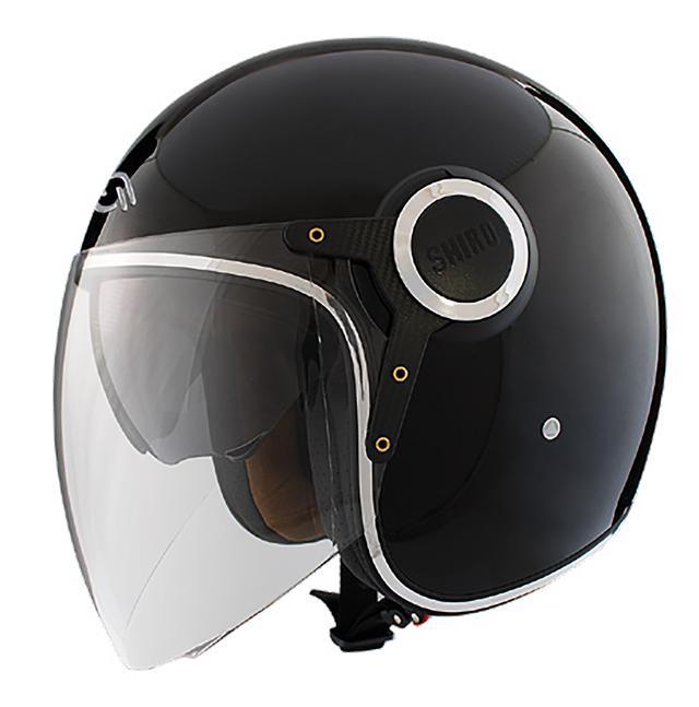 画像2: スペインからやってきたクラシカルかつ機能的なジェットヘルメットSHIRO「SH-235」が登場!