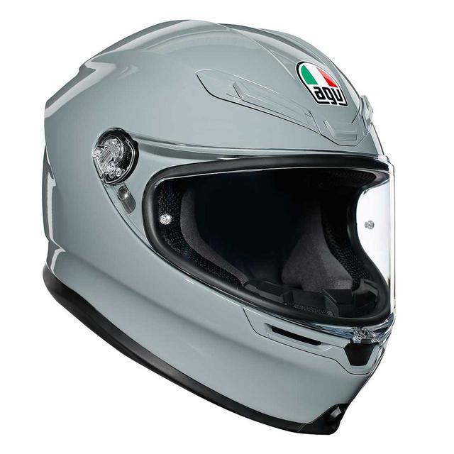画像: 世界トップクラスの軽さを実現したAGVのフルフェイスヘルメット「K6」が2月1日に発売! - webオートバイ