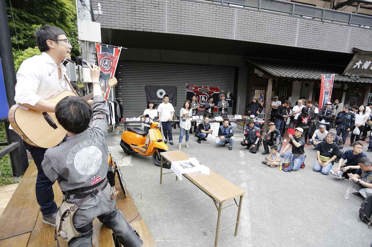Images : 2番目の画像 - 写真をまとめて見る! - LAWRENCE - Motorcycle x Cars + α = Your Life.