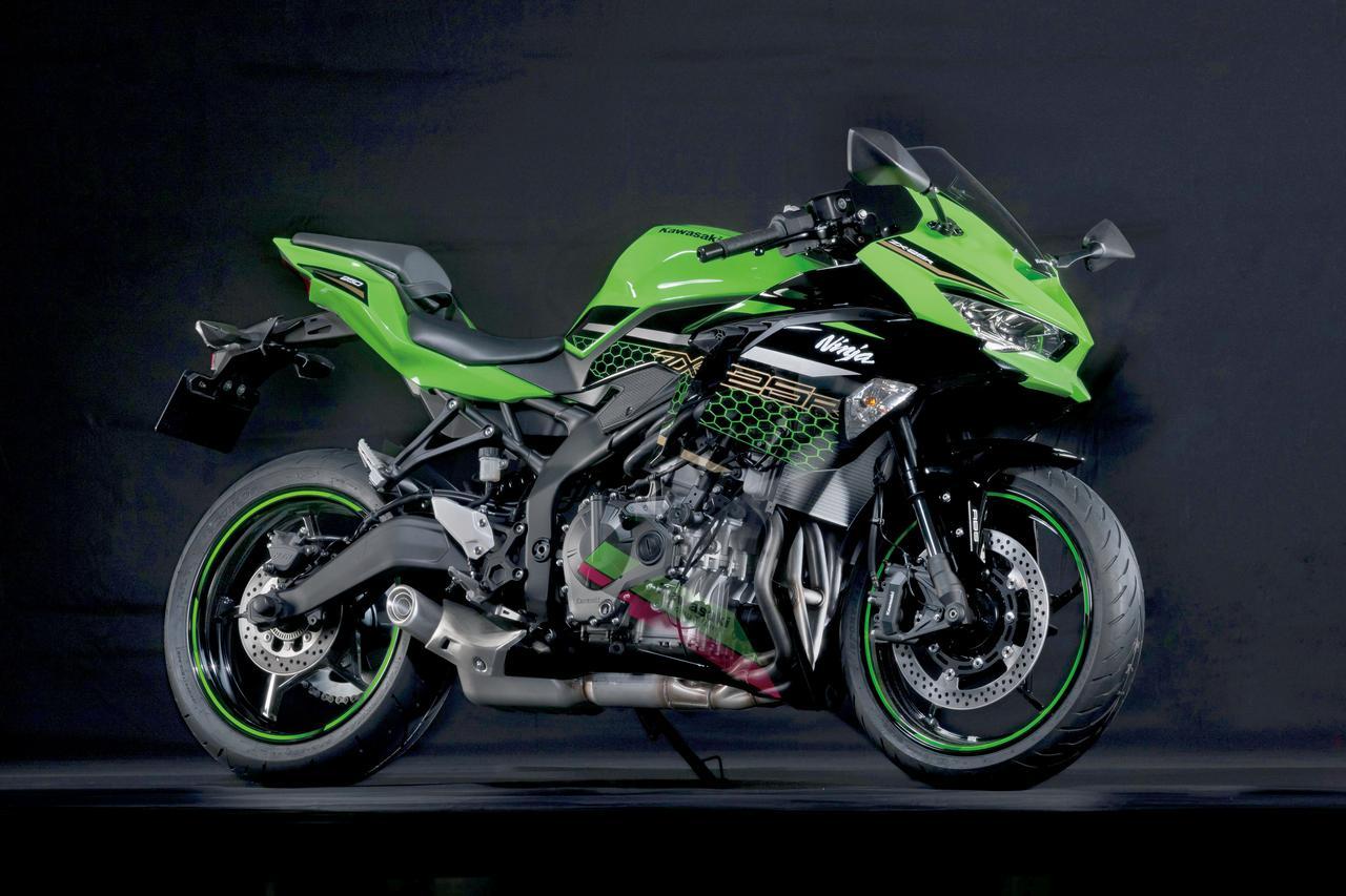 Images : 1番目の画像 - 5機種のスポーツのバイクの写真をまとめて見る! - webオートバイ