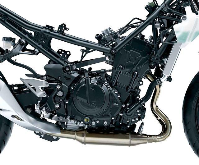 画像: ショートストローク寄りの新設計エンジンは全域のパワーアップと快適性向上が印象的。