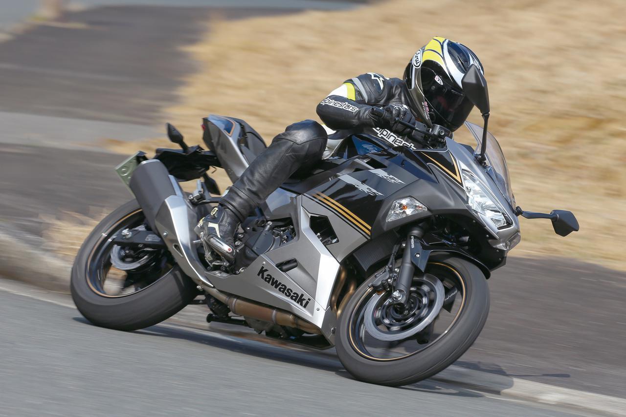 Images : 4番目の画像 - 5機種のスポーツのバイクの写真をまとめて見る! - webオートバイ