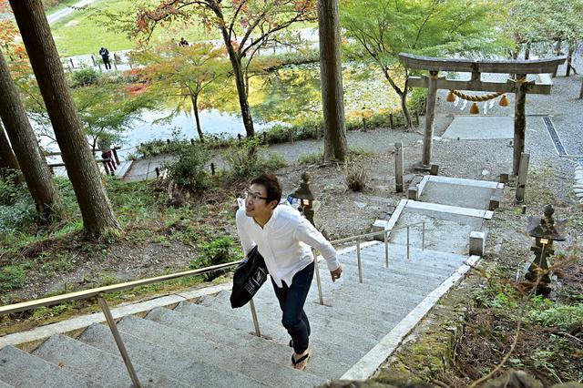 画像: 根道神社 岐阜県関市板取 関市中心部からバイクで北へ約1時間。詳細こそ不明だそうですが、祀られている神様は根道大神。地元の人たちに厚く信仰されてきた神社です。地域の人たちが守り抜いてきたのでしょう。