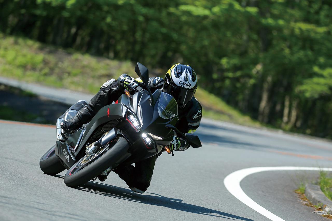 画像: <試乗インプレ>HONDA CBR250RR/ABS(2017年) - webオートバイ