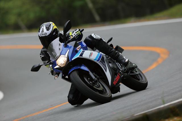 画像: <試乗インプレ>SUZUKI GSX250R(2017年) - webオートバイ