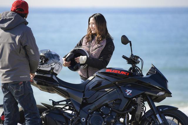 画像: 女子の『本音』に衝撃! KATANAで〇〇タンデムしてみたら? - LAWRENCE - Motorcycle x Cars + α = Your Life.