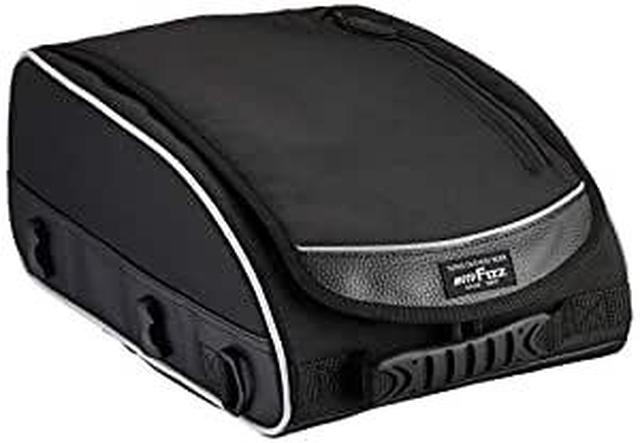 画像: Amazon | タナックス(TANAX) ユーロシートバッグ モトフィズ(MOTOFIZZ) ブラック MFK-063(容量14ℓ) | シートバッグ | 車&バイク