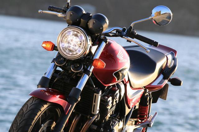 画像: 発売から約18年、歴史ある400ccの積載能力はいかに?