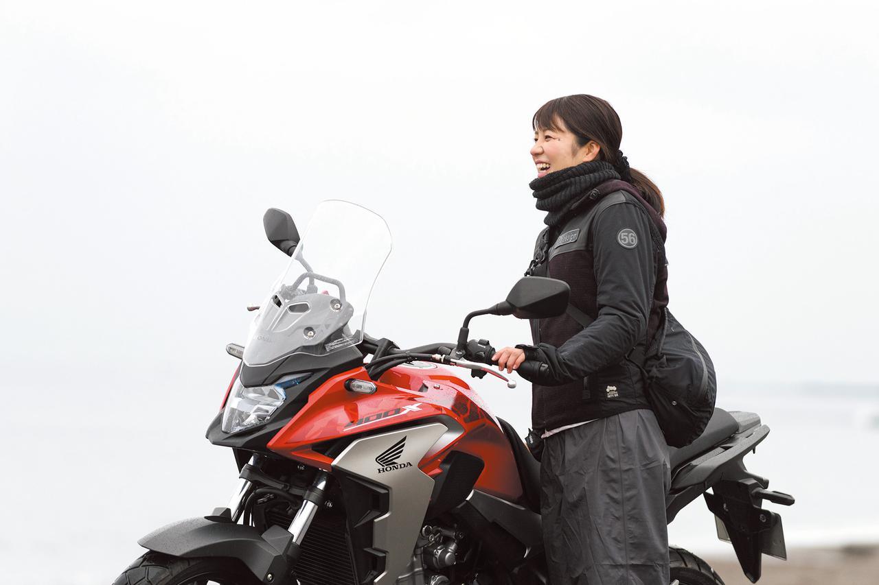 Images : 3番目の画像 - 「「エンジンがかからないと、バイクライフは始まらない!」梅本まどかのコラム【梅日和 第23回】」のアルバム - webオートバイ