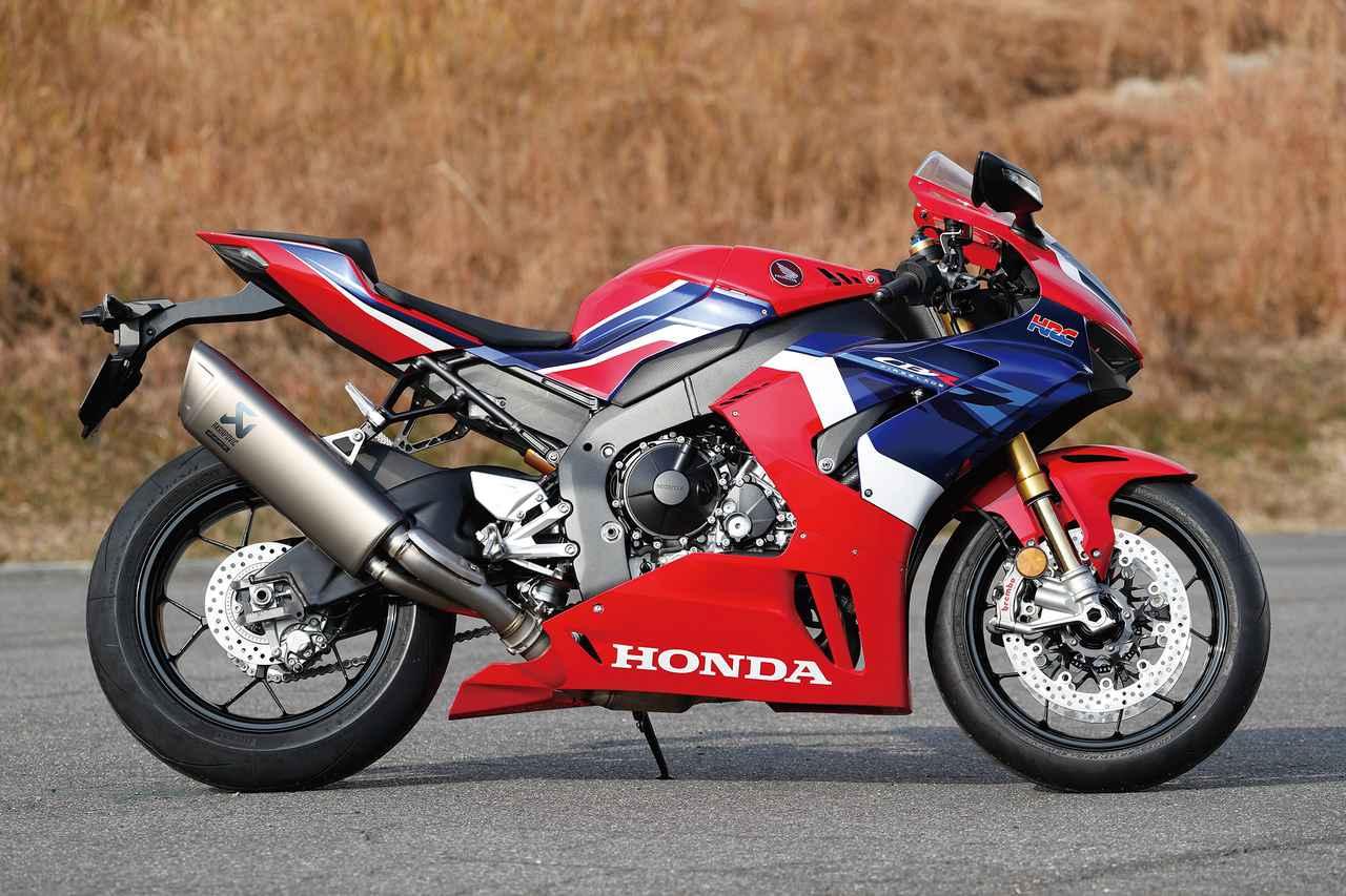 Images : 1番目の画像 - 「【CBR1000RR-R徹底攻略①】ついに日本降臨!! 史上最強CBR、スタンバイ完了!<スタイリング編>」のアルバム - LAWRENCE - Motorcycle x Cars + α = Your Life.
