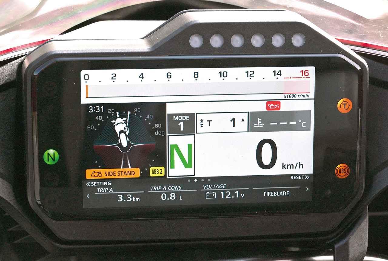 Images : 16番目の画像 - 「【CBR1000RR-R徹底攻略①】ついに日本降臨!! 史上最強CBR、スタンバイ完了!<スタイリング編>」のアルバム - LAWRENCE - Motorcycle x Cars + α = Your Life.
