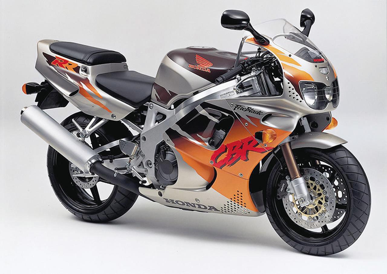 画像1: 【CBR1000RR-R徹底攻略③】ついに日本降臨!! 史上最強CBR、スタンバイ完了!<CBR歴代モデル比較編>