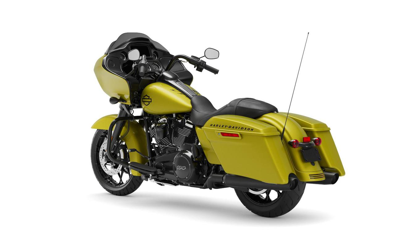 Images : 3番目の画像 - Harley-Davidson ロードグライド スペシャル〈イーグルアイ〉の写真 - webオートバイ