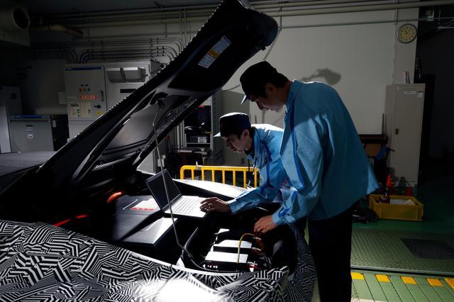 画像4: ヤマハらしい「官能性能」でEVスポーツカーにもピッタリ!