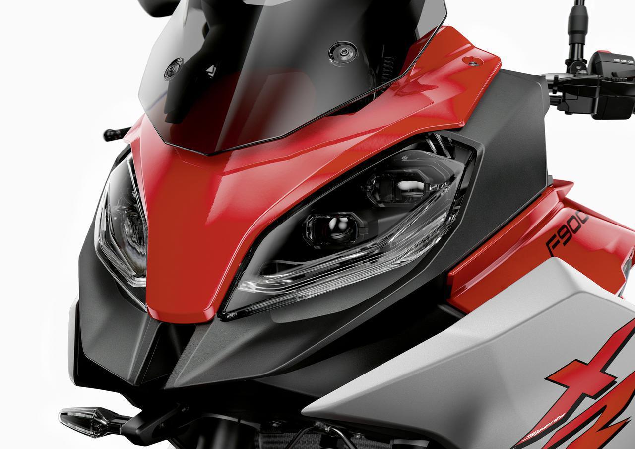 Images : 2番目の画像 - F900XRの写真をまとめて見る - webオートバイ