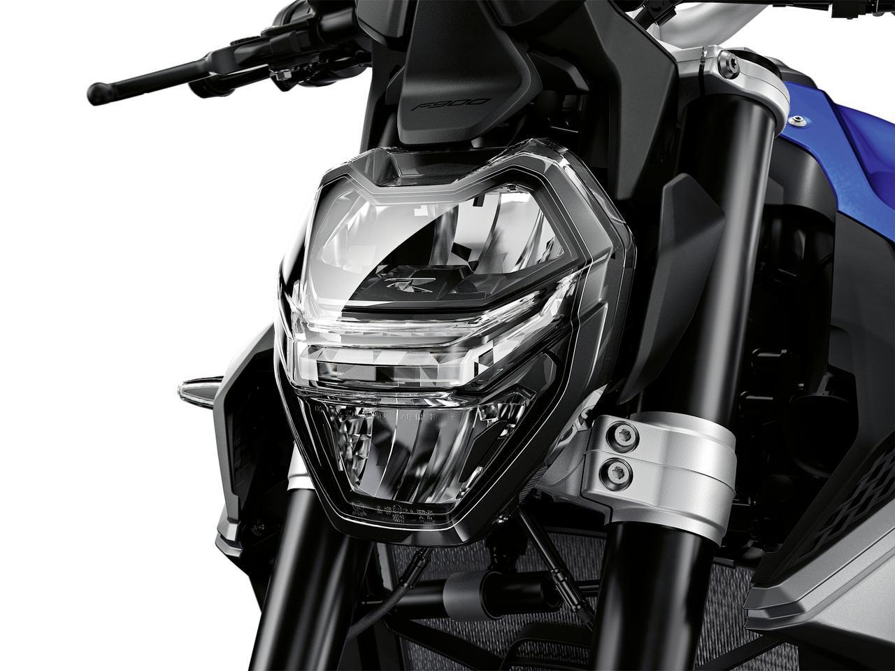 Images : 5番目の画像 - F900Rの写真を全て見る - webオートバイ