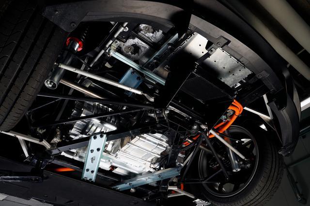 画像3: ヤマハらしい「官能性能」でEVスポーツカーにもピッタリ!