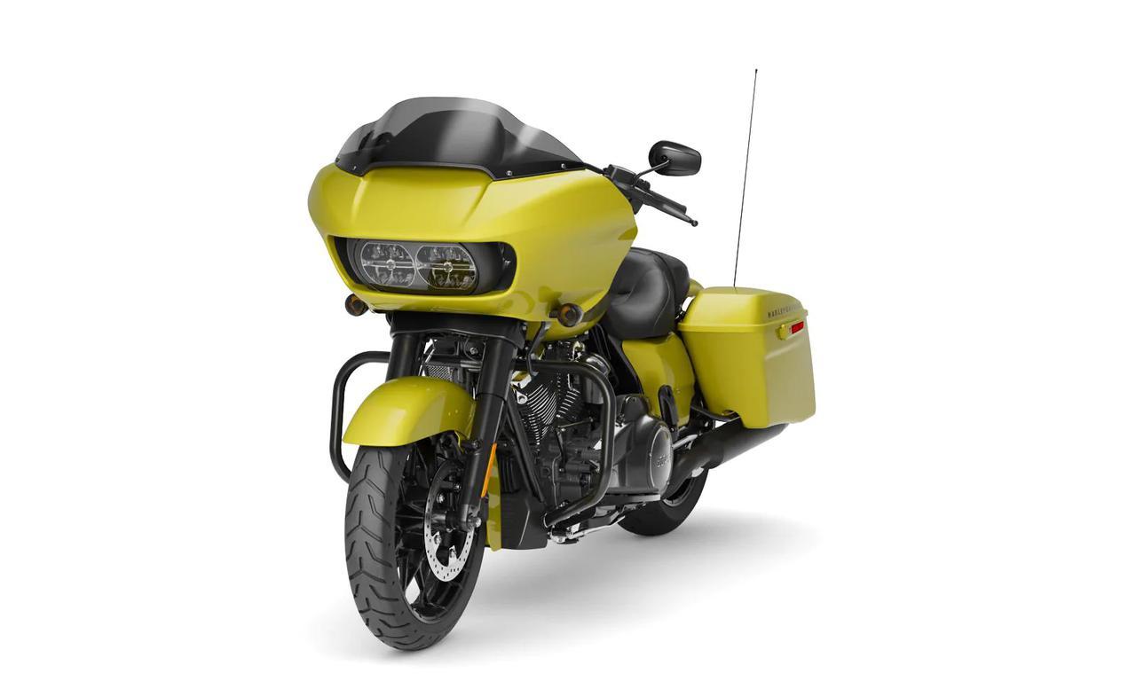Images : 2番目の画像 - Harley-Davidson ロードグライド スペシャル〈イーグルアイ〉の写真 - webオートバイ
