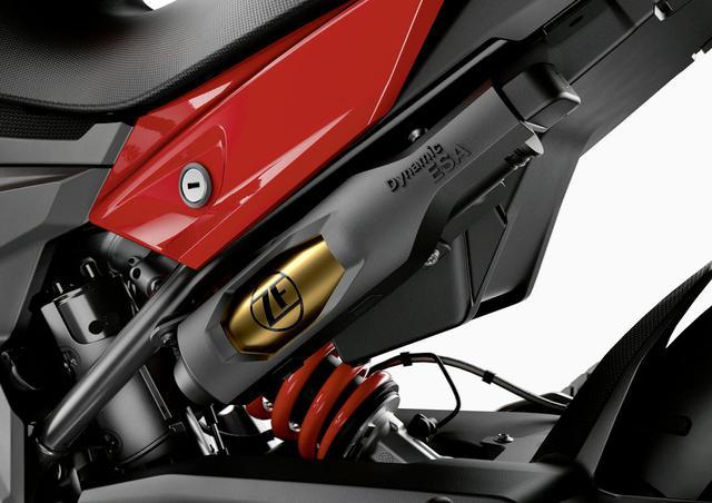 画像7: BMW「F900XR」