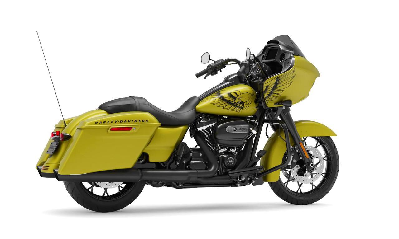 Images : 4番目の画像 - Harley-Davidson ロードグライド スペシャル〈イーグルアイ〉の写真 - webオートバイ