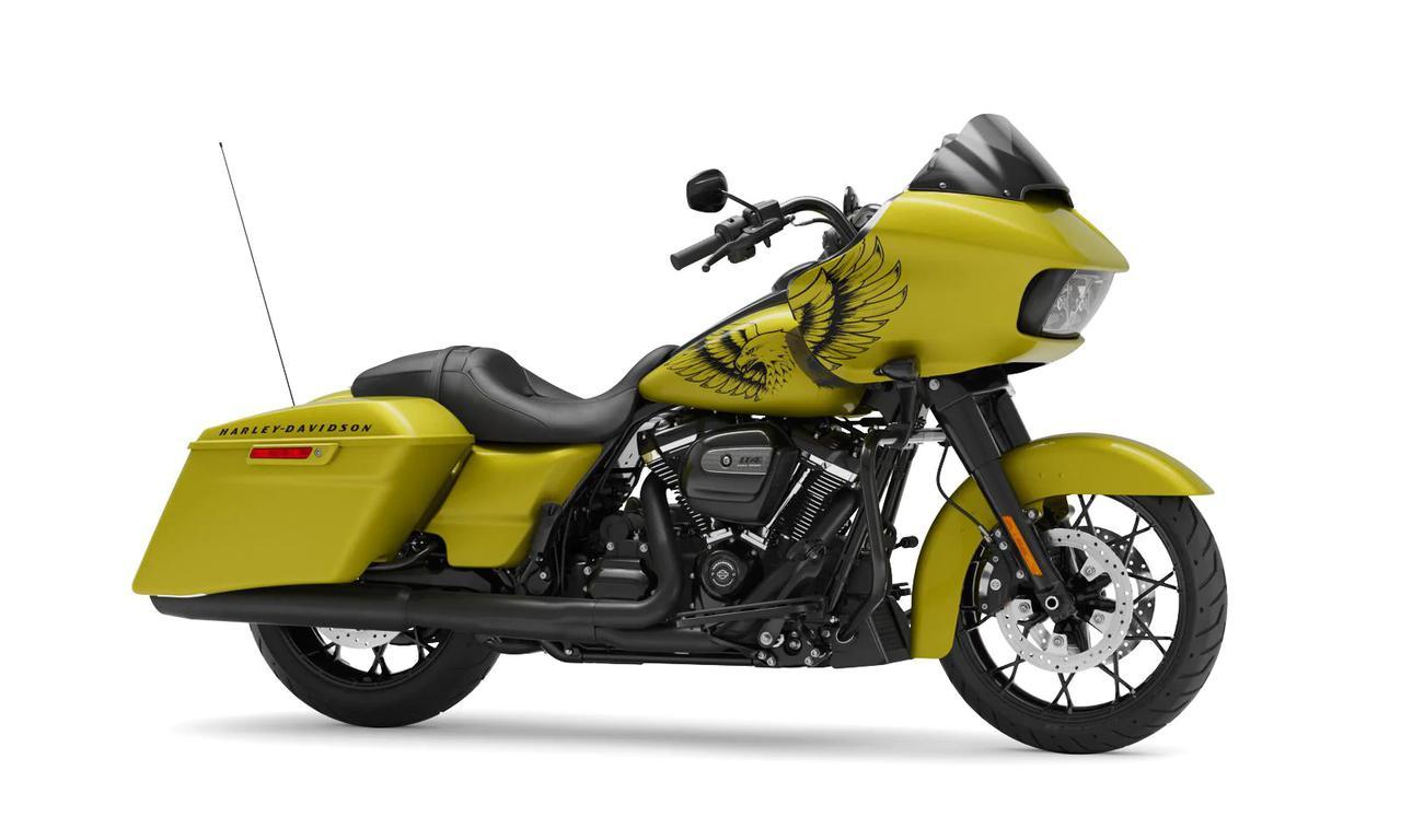 Images : 1番目の画像 - Harley-Davidson ロードグライド スペシャル〈イーグルアイ〉の写真 - webオートバイ