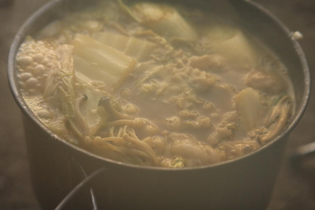 画像: カレー鍋