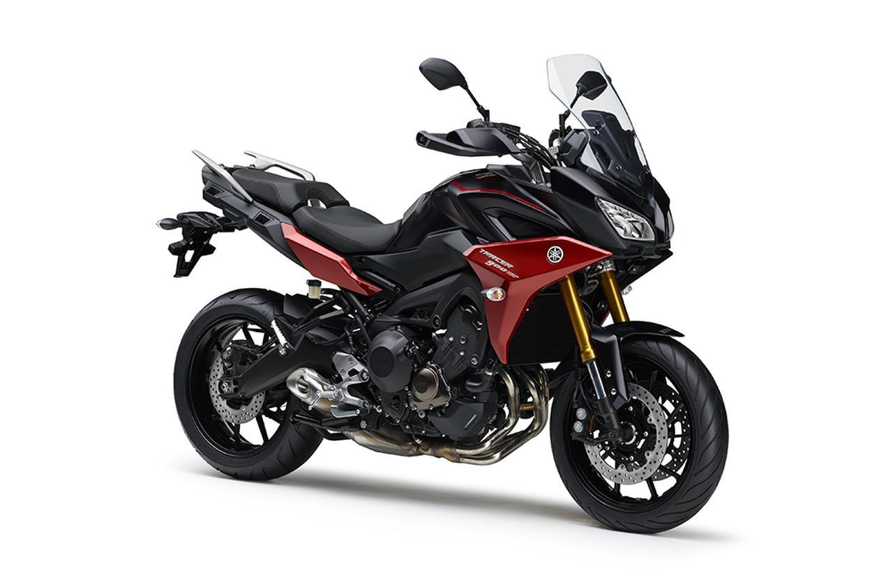 画像13: ヤマハ「トレーサー900」&「トレーサー900GT」の2020年モデルが2月25日発売開始!  新色はマットダークグレーとマットグレー