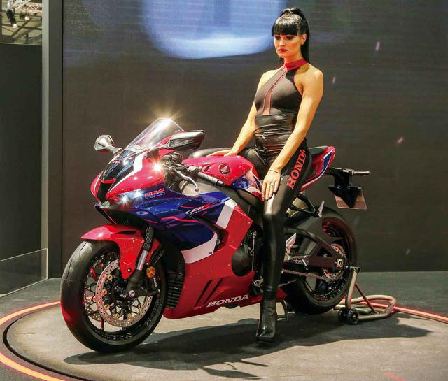 画像: ホンダ「CBR1000RR-R FIREBLADE/SP」徹底検証! 第1回〈スタイリング〉編 - webオートバイ