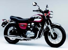 Images : カワサキ W800クロームエディション 2014 年 4月