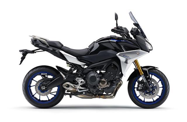 画像8: ヤマハ「トレーサー900」&「トレーサー900GT」の2020年モデルが2月25日発売開始!  新色はマットダークグレーとマットグレー