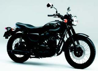 カワサキ W800/ブラックエディション 2014 年10月