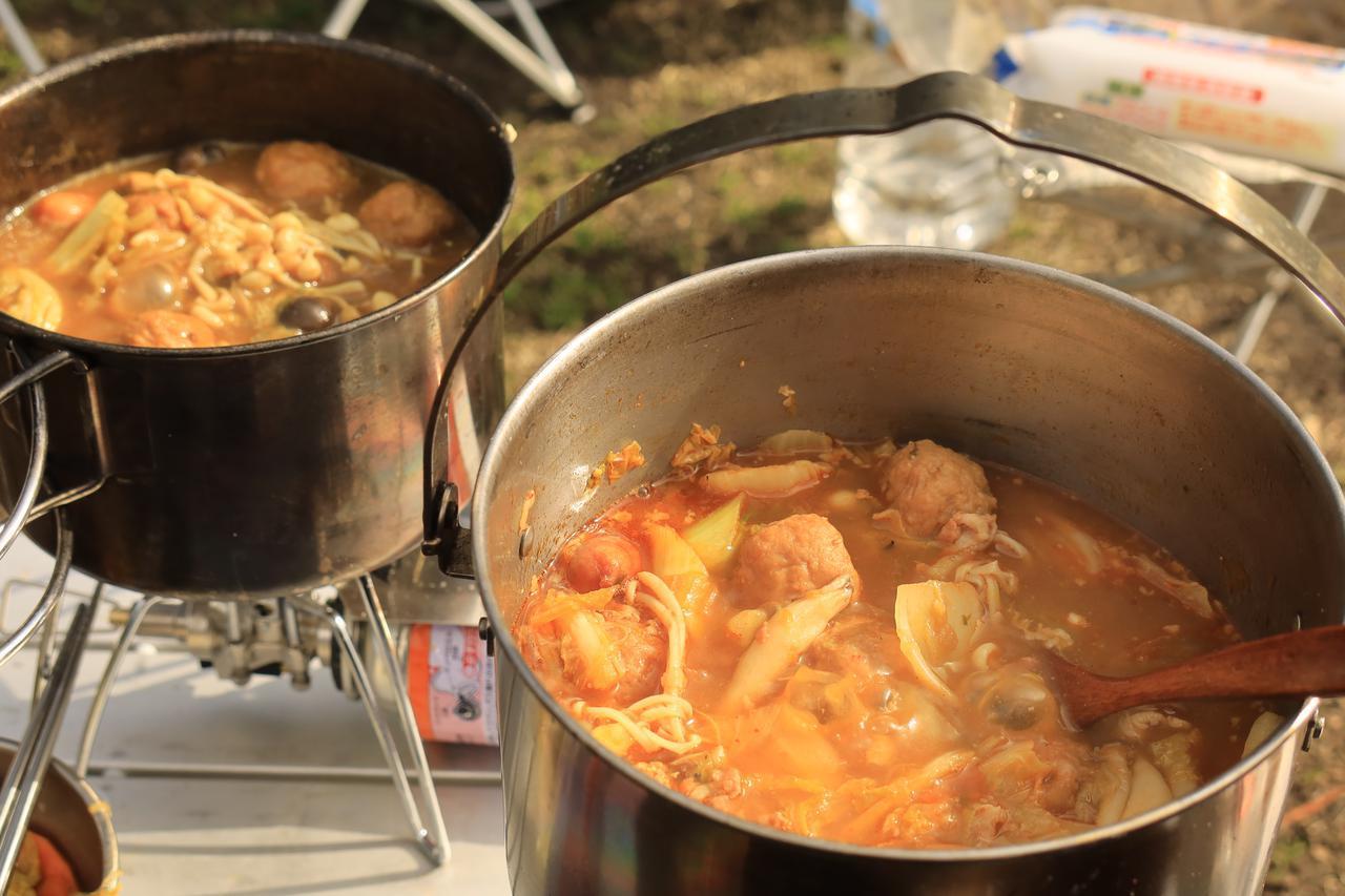 画像1: 食事は鍋料理があるといい!