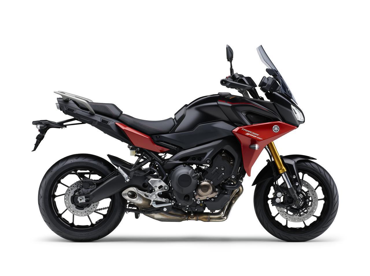 画像4: ヤマハ「トレーサー900」&「トレーサー900GT」の2020年モデルが2月25日発売開始!  新色はマットダークグレーとマットグレー