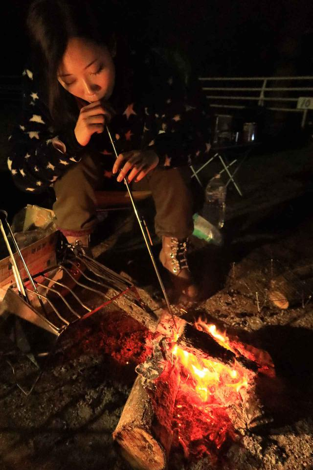画像6: 冬のキャンプツーリング テクニック&アイテム集! キャンプ好きスタッフ3人の寒さ対策を紹介【編集部員の冬休み】