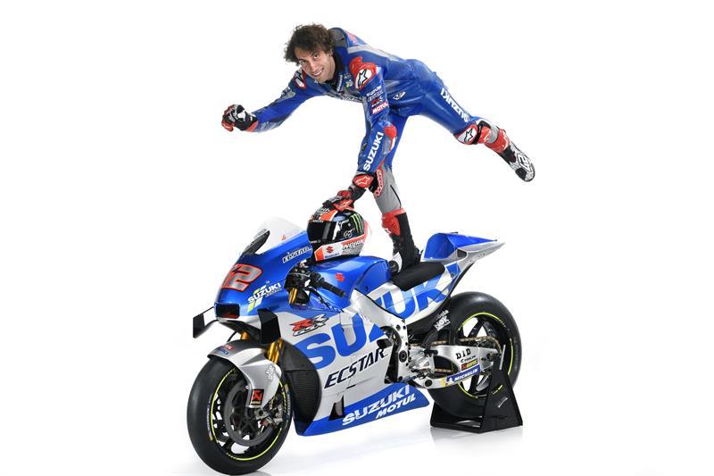 画像6: スズキのMotoGPマシンが〈ブルーシルバー〉に一新! Team SUZUKI ECSTAR が2020年シーズンを戦う「GSX-RR」を発表