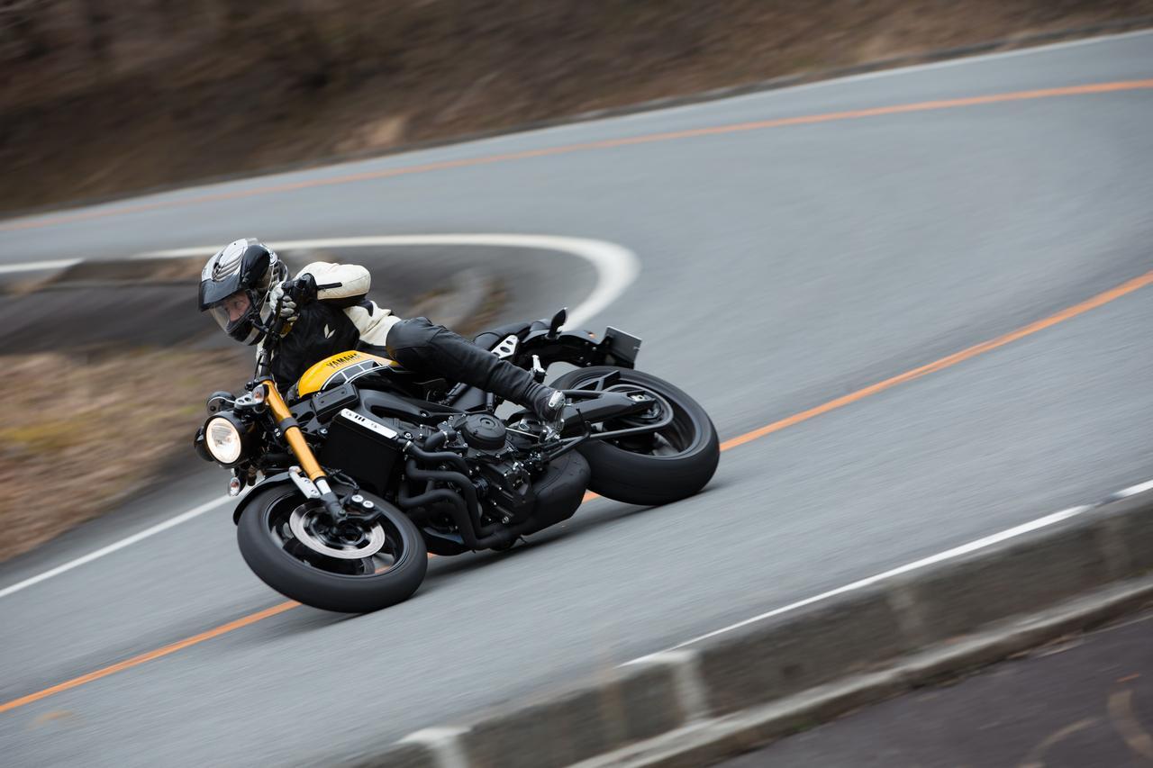 画像: 2016上半期の大本命!「XSR900」をK-16が斬る! - webオートバイ