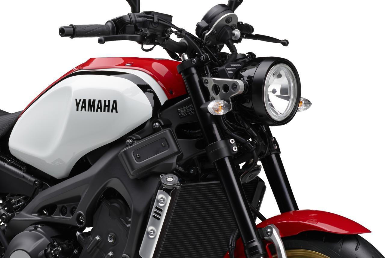 画像: ヤマハ「XSR900 ABS」がマイナーチェンジ! 1980年代をイメージさせるカラーリングも新登場 - webオートバイ