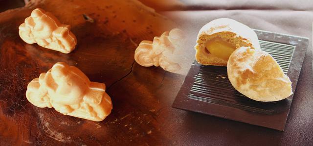 画像: 三重県鈴鹿市の名物「ライダーもなか」やおみやげ、贈答品のお菓子など