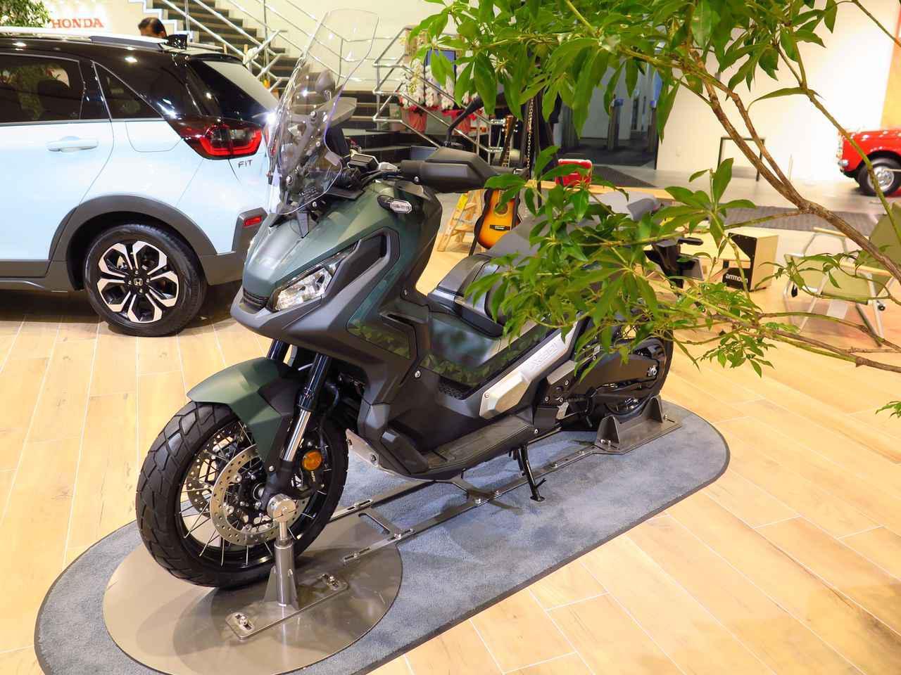 画像: 「Hondaウエルカムプラザ青山」に行ってきました! 観光目的にはもちろん、いろいろと使えるおしゃれスポットにリニューアル - webオートバイ