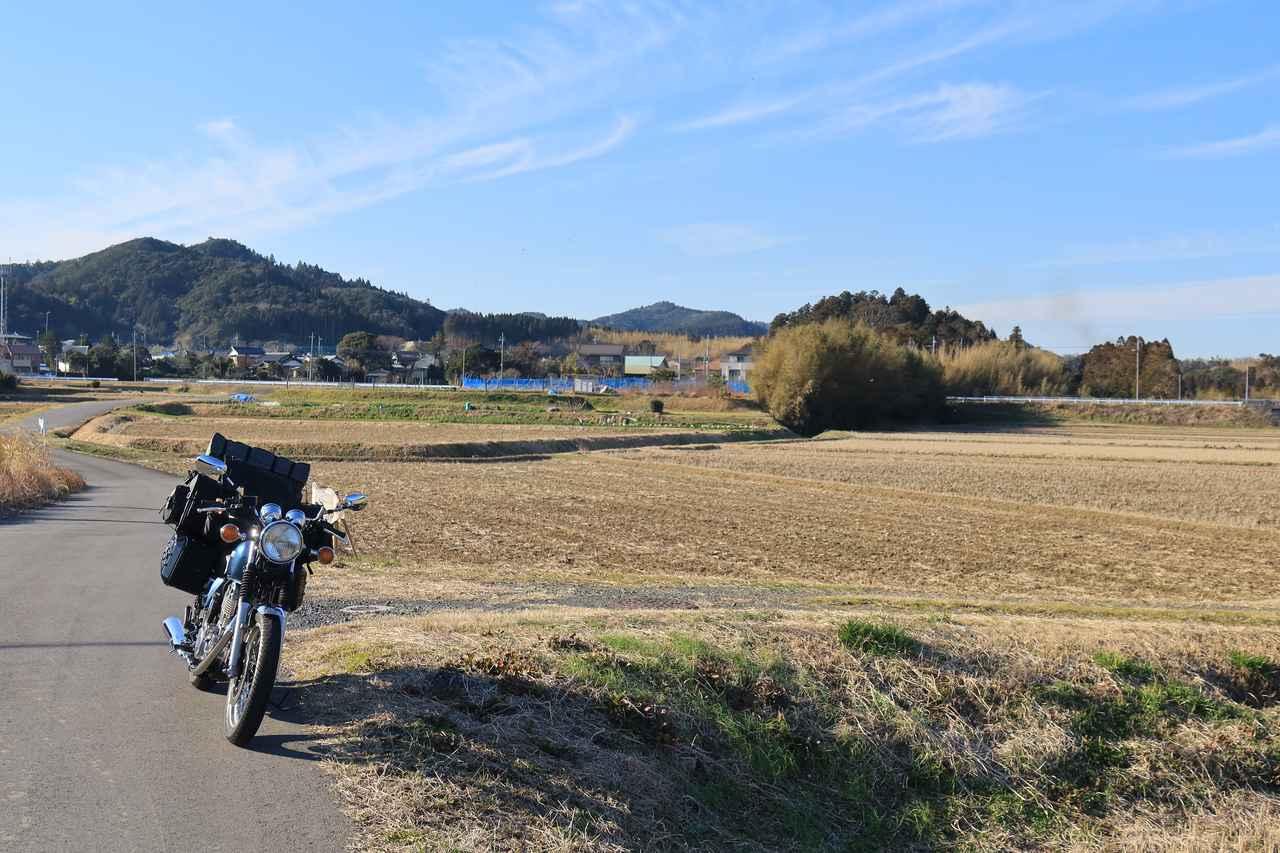 Images : 9番目の画像 - SR400 ツーリング風景写真 - webオートバイ