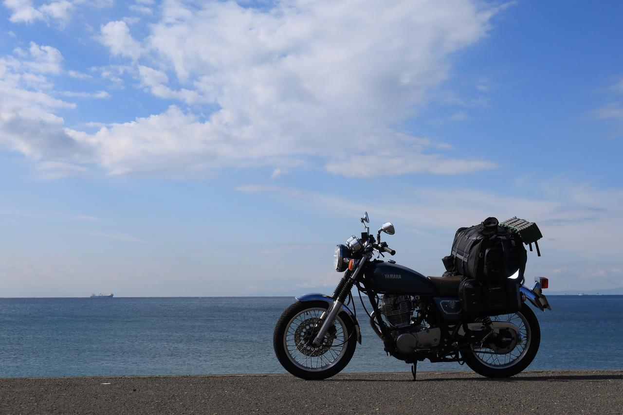 Images : 7番目の画像 - SR400 ツーリング風景写真 - webオートバイ