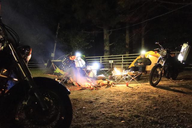 画像13: ヤマハ「SR400」キャンプツーリング・インプレ!積載方法・走り方・実燃費と、SR400だけが持つ魅力を元オーナーが解説