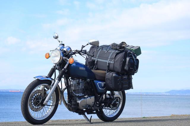 画像: このバイクは、速度とか数値じゃないんだ、と。