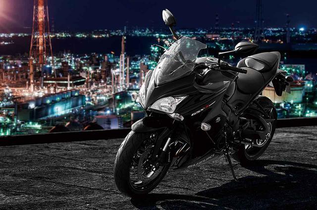 画像1: 「GSX-S1000F ABS」の2020年カラーも2/20に発売!