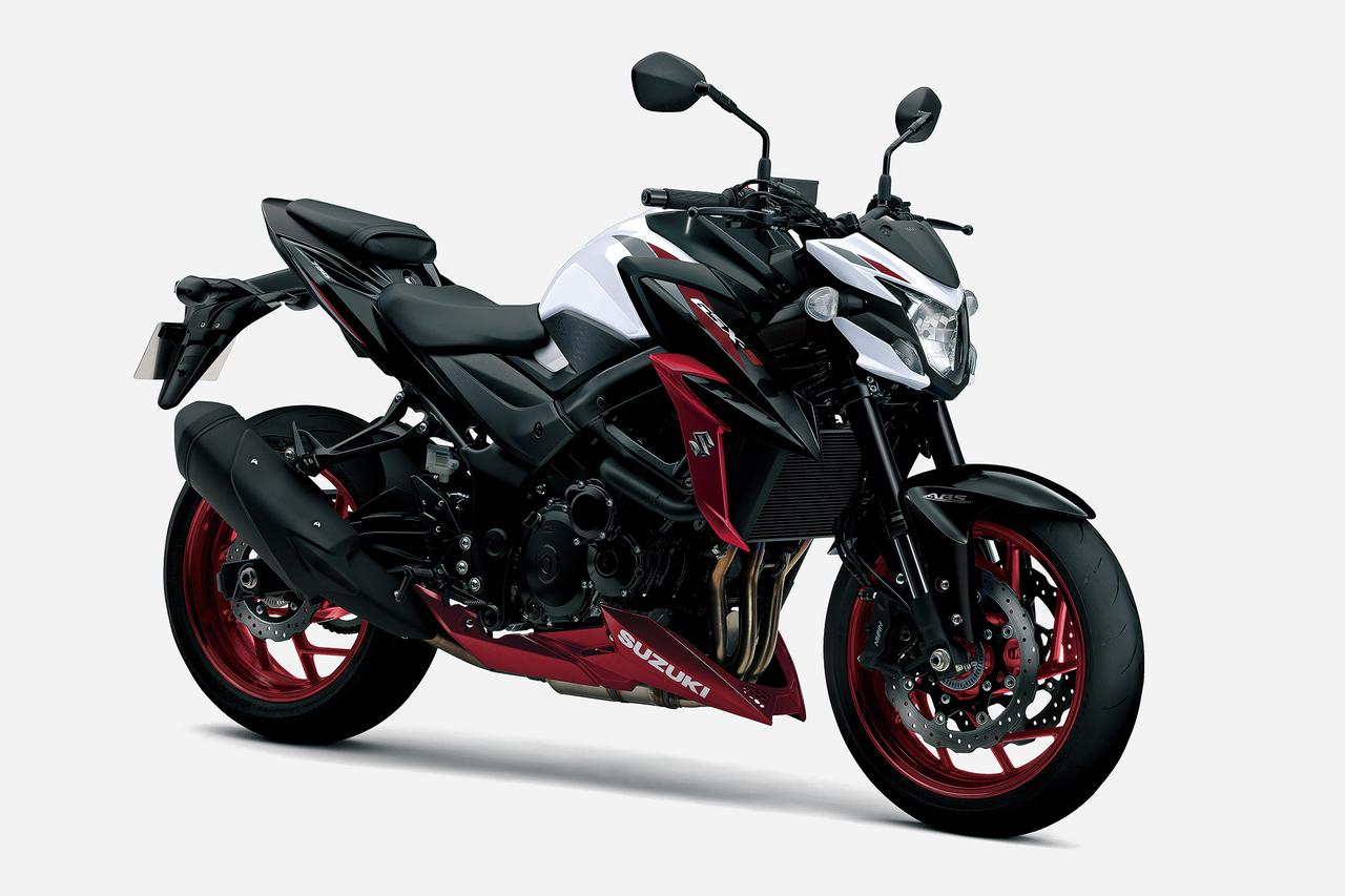 Images : 4番目の画像 - 「GSX-S750 ABS」(2020)の写真を全て見る - LAWRENCE - Motorcycle x Cars + α = Your Life.