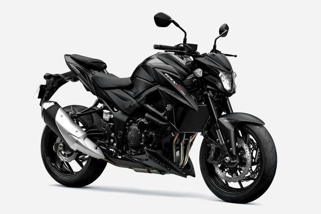 画像1: 「GSX-S750 ABS」(2020)「マットブラックメタリックNo.2」