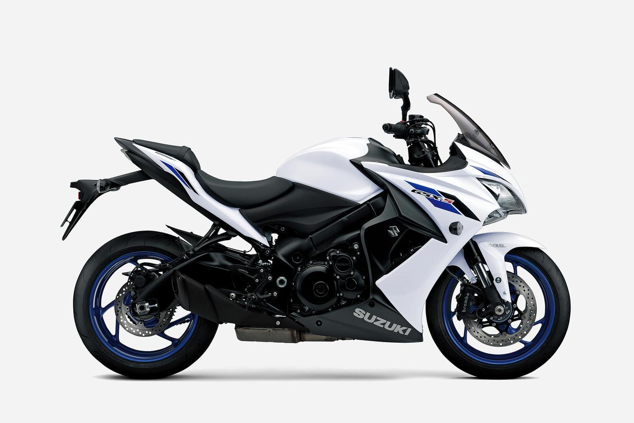 画像3: 【新車】スズキ「GSX-S1000F ABS」にエキサイティングなカラーリングのニューモデルがラインアップ!