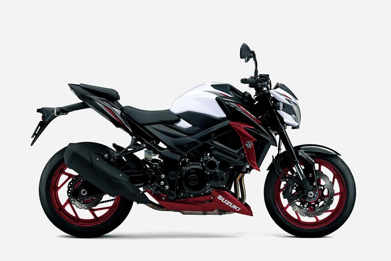 Images : 3番目の画像 - 「GSX-S750 ABS」(2020)の写真を全て見る - webオートバイ